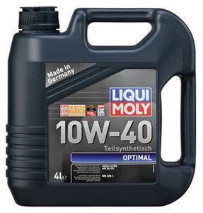 Liqui Moly Optimal 10W-40, 4 л.