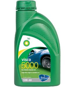 Масло моторное BP Visco 5000 5W-40, 1 л.