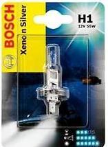 Лампа галогеновая Bosch Xenon Silver, H1