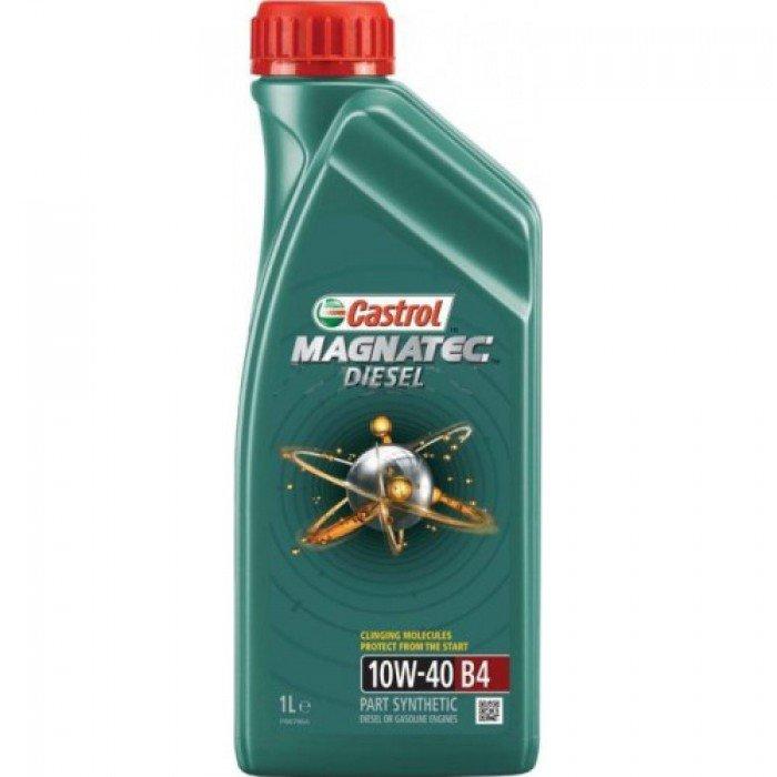 Castrol Magnatec Diesel 10W-40 B4, 1 л.