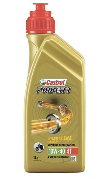 Castrol Power 1 4T 10W-40, 1 л.