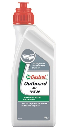 Castrol Outboard 4T, 1 л.