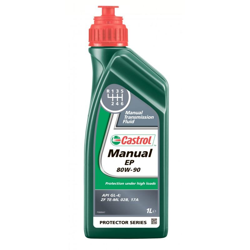 Castrol Manual EP 80W-90, 1 л.