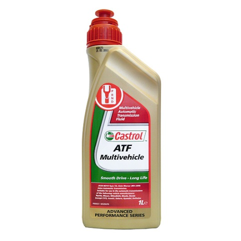 Castrol ATF Multivehicle, 1 л.