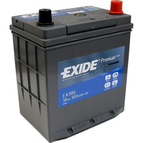 Аккумулятор Exide Premium 38A, R+