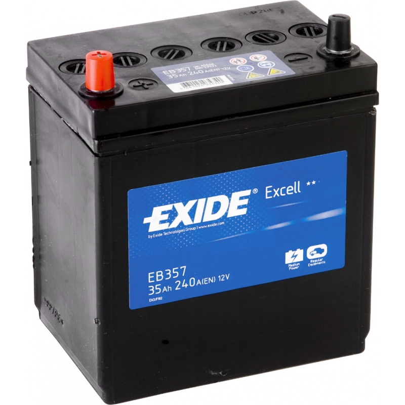 Аккумулятор Exide Excell 35A, L+
