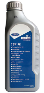 Масло трансмиссионное Ford 75W FE, 1 л.