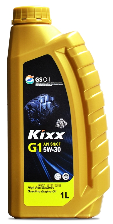 Масло моторное Kixx G1 SN 5W-30, 1 л.