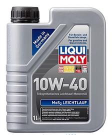 Liqui Moly MoS2 Leichtlauf 10W-40, 1 л.