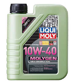 Liqui Moly Molygen New Generation 10W-40, 1 л.