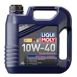 Liqui Moly Optimal Diesel 10W-40, 4 л.