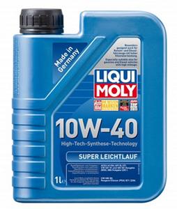 Liqui Moly Super Leichtlauf 10W-40, 4 л.