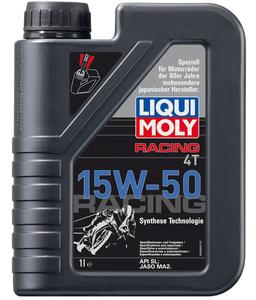 Liqui Moly Racing 4T 15W-50, 1 л.