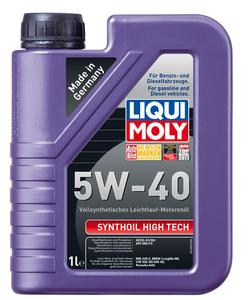 Liqui Moly Synthoil High Tech 5W-40, 1 л.