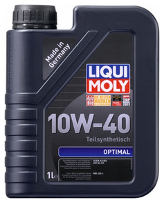 Liqui Moly Optimal 10W-40, 1 л.