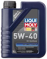 Liqui Moly НС Optimal Synt 5W-40, 1 л.