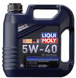 Liqui Moly НС-синтетика Optimal 5W-40, 4 л.