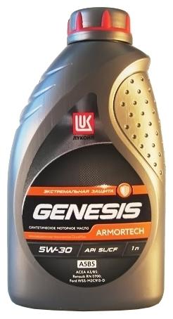 Лукойл Genesis Armortech 5W-30, 1 л.