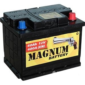 Аккумулятор Magnum 60 L+