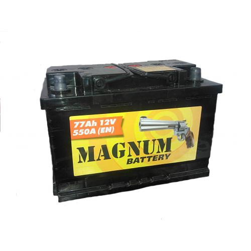 Аккумулятор Magnum 77 L+