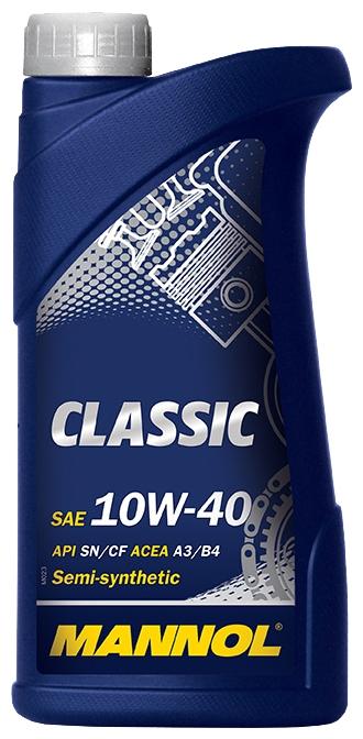 Mannol Classic 10W-40, 1 л.