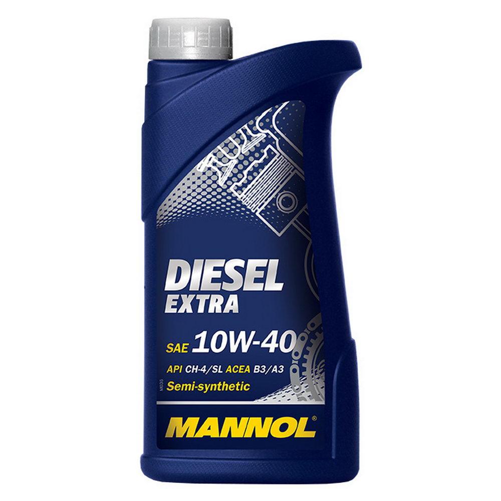 Mannol Diesel Extra 10W-40, 1 л.