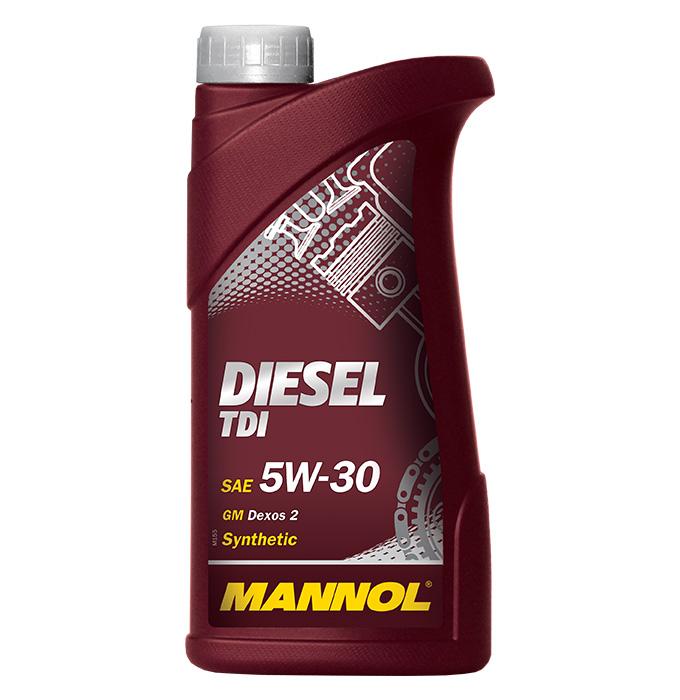Mannol Diesel TDI 5W-30, 1 л.