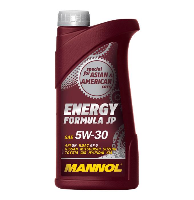 Mannol Energy Formula JP 5W-30, 1 л.
