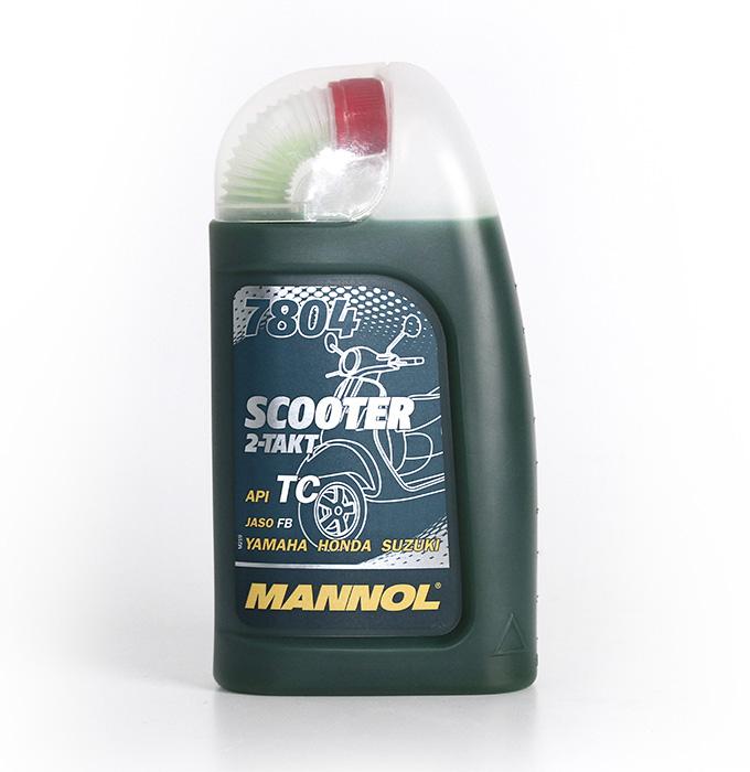 Mannol 2-ТAKT Scooter, 1 л.