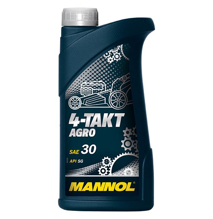 Mannol 4-TAKT  AGRO SAE 30, 1 л.