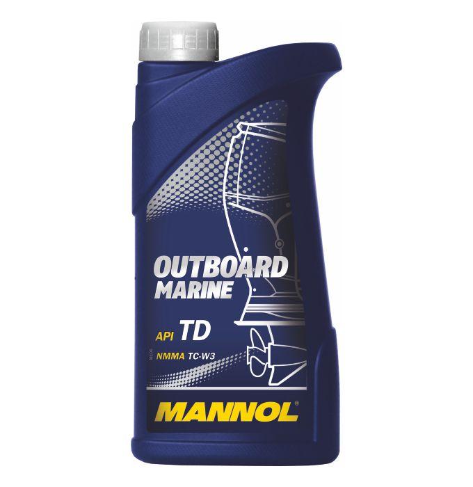 Mannol Outboard Marine, 1 л.