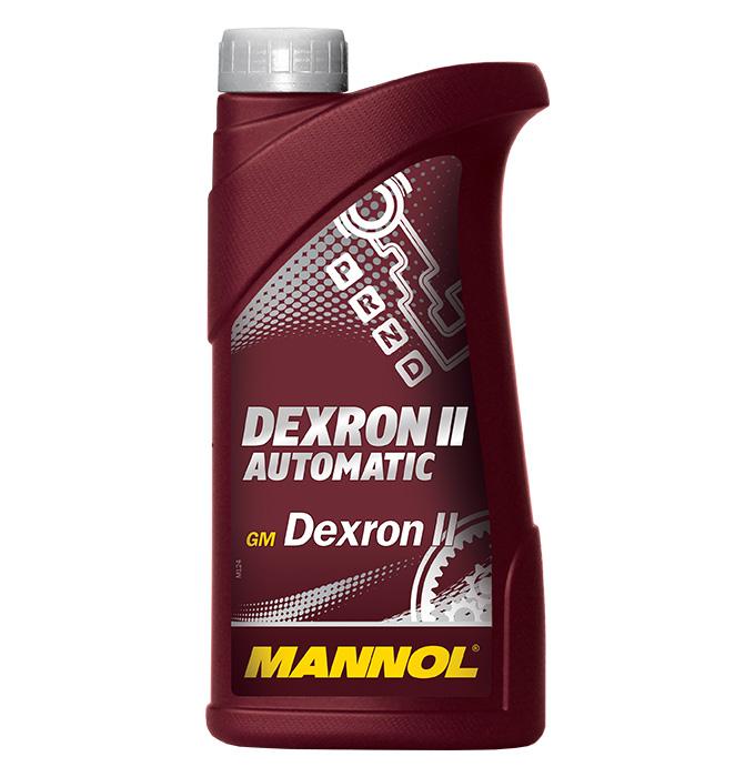 Mannol ATF DEXRON II D, 1 л.