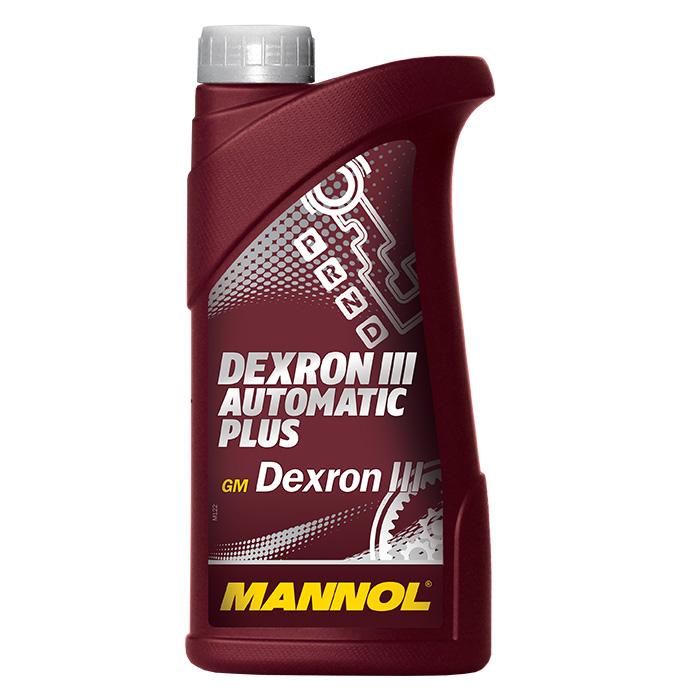 Mannol ATF DEXRON III Automatic Plus, 1 л.