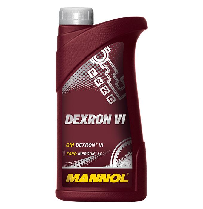 Mannol ATF DEXRON VI, 1 л.