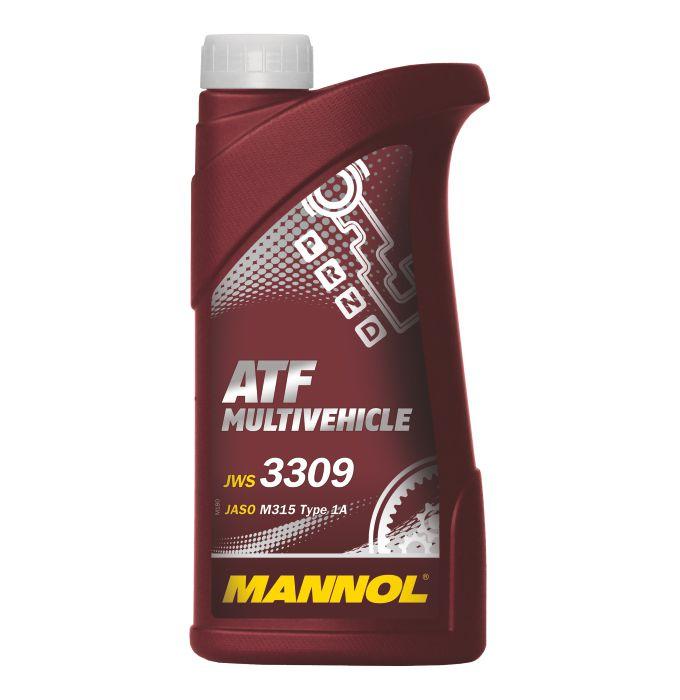 Mannol ATF Multivehicle, 1 л.