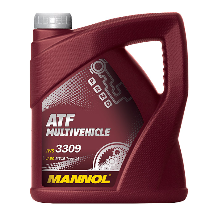 Mannol ATF Multivehicle, 4 л.