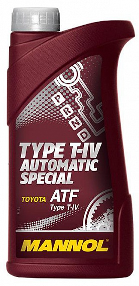 Mannol ATF T-IV / O.E.M. for Toyota Lexus, 1 л.