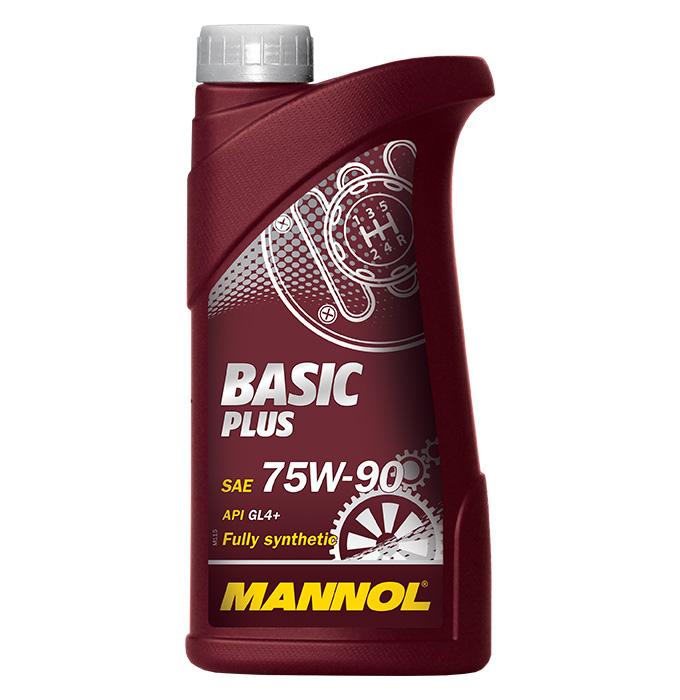 Mannol Basic Plus 75W-90 GL-4+, 1 л.
