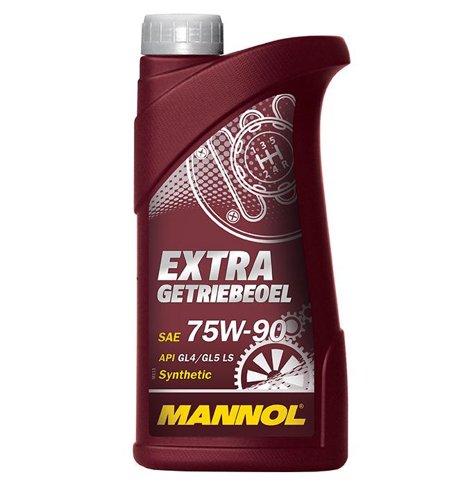 Mannol Extra Getriebeoel 75W-90 GL-4/GL-5 SL, 1 л.