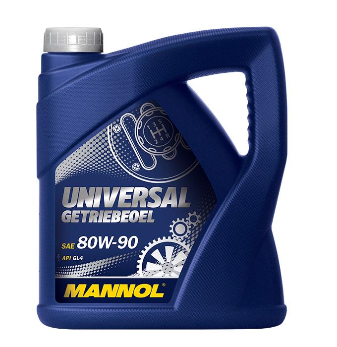 Mannol Universal 80W-90 GL-4, 4 л.