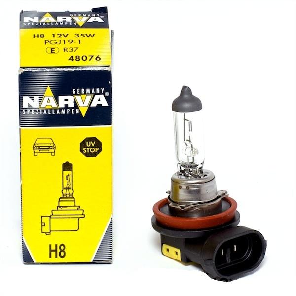 Лампа галогеновая Narva Standard, H8