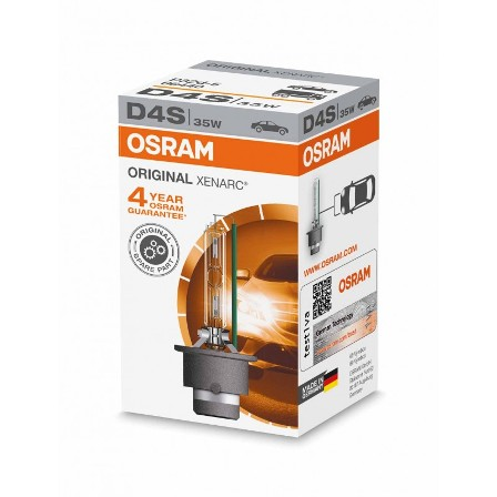 Osram Original Xenarc D4S, ксенон 4150K (66440)