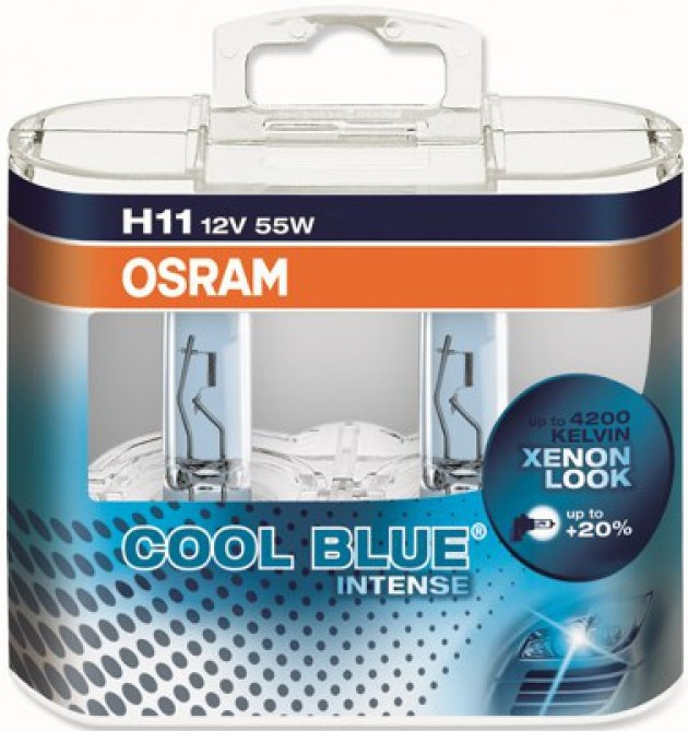 Osram Cool Blue Intense, H11