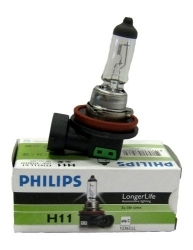 Лампа галогеновая Philips Longer Life, H11