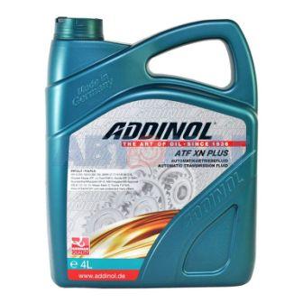 Масло трансмиссионное Addinol ATF XN Plus, 4 л.