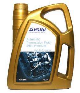 Масло трансмиссионное Aisin ATF Multi Premium, 4 л.