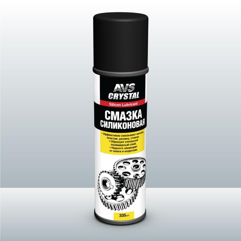 Смазка силиконовая AVS, 335 ml.