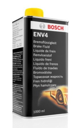 Тормозная жидкость Bosch ENV4, 1 л.