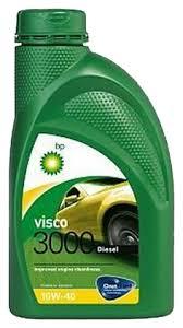 Масло моторное BP Visco 3000 Diesel 10W-40, 1 л.