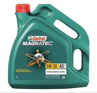 Масло моторное Castrol Magnatec A5 5W-30, 4 л.